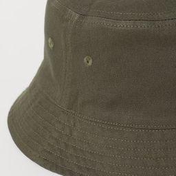 Reversible Bucket Hat   H&M (US)