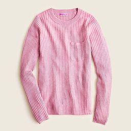 Featherweight cashmere slim crewneck sweater   J.Crew US