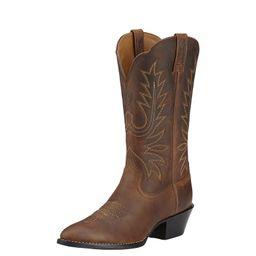 Heritage R Toe Western Boot | Ariat (EU)