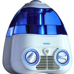 Vicks Starry Night 1 Gallon Cool Mist Humidifier, Blue, V3700 | Walmart (US)
