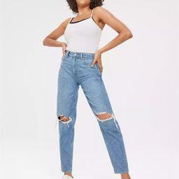 AE Ripped Relaxed Mom Jean   American Eagle Outfitters (US & CA)