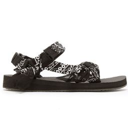 Trekky Sandal Black   Oxygen Boutique