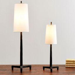 Fallon Forged-Iron Table Lamp | Pottery Barn (US)