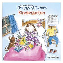 Night Before Kindergarten - by Natasha Wing (Paperback) | Target