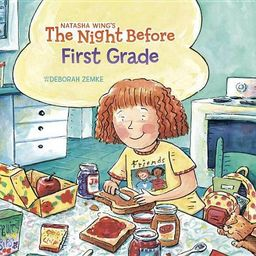 Night Before First Grade Juvenile Fiction - by Natasha Wing (Paperback) | Target
