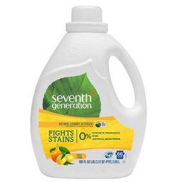 Seventh Generation Natural Laundry Detergent Fresh Citrus - 100 fl oz | Target