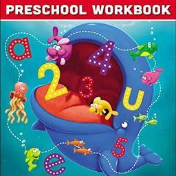 Amazon.com: The Beginner's Bible Preschool Workbook: Early Learning Activities for Reading Readin... | Amazon (US)