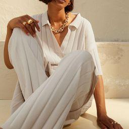 Rib-knit Pants | H&M (US)
