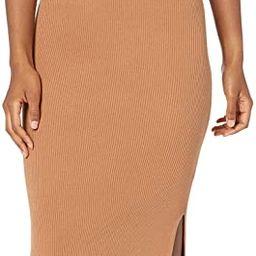 The Drop Women's Yasmin Rib Midi Sweater Tank Dress | Amazon (US)