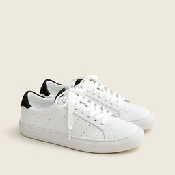 Saturday sneakers with suede detail | J.Crew US