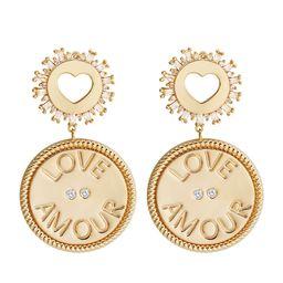 The Amour Earrings - Shop Collection - Celeste Starre | celeste Starre