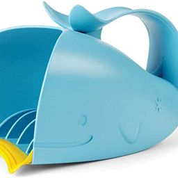 Skip Hop Baby Bath Rinse Cup, Moby Tear-free Waterfall Rinser, Blue | Amazon (US)