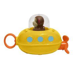 Skip Hop Baby Bath Toy, Zoo Pull & Go Submarine | Amazon (US)