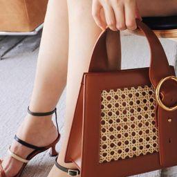 Enchanted Top Handle Bag | Parisa Wang