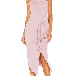 Reception Dress in Iris | Revolve Clothing (Global)