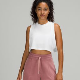 All Yours Crop Tank Top   Lululemon (US)