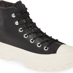 Chuck Taylor® All Star® Gore-Tex® Waterproof Lugged High Top Sneaker   Nordstrom