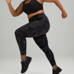 """Swift Speed High-Rise Tight 25"""" Online Only   Lululemon (US)"""