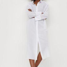 Oversized Shirt Dress | H&M (US)
