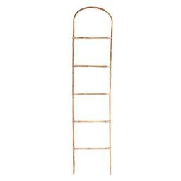 Decorative Bamboo 5 ft Blanket Ladder | Wayfair North America