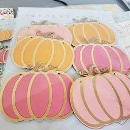 Fall Theme Pumpkin Party // Garland // First Birthday Baby Shower Wedding | Etsy (US)