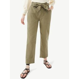 Free Assembly Women's Belted Fatigue Pants   Walmart (US)