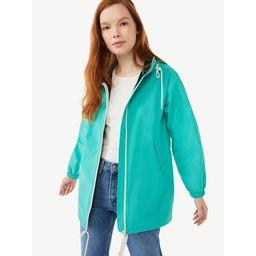 Free Assembly Women's Packable Rain Jacket   Walmart (US)