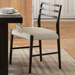 Quincy Basketweave Dining Chair | Pottery Barn (US)