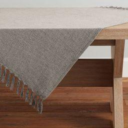 Mason Cotton/Linen Table Throws | Pottery Barn (US)