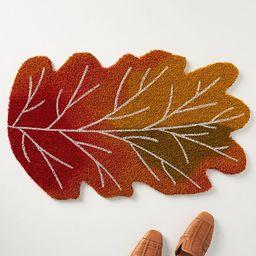 Autumn Leaf Doormat   Anthropologie (US)