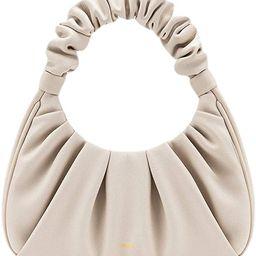 JW PEI Gabbi Bag Chic Pouch Bag Vegan Leather Vintage Hobo Handbag fashionable for Women | Amazon (US)