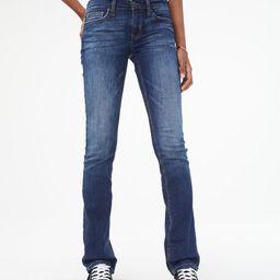 Low-Rise Bootcut Jean***   Aeropostale