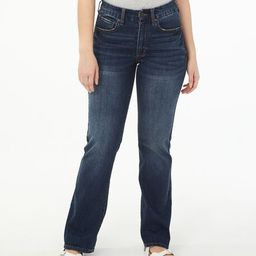 Seriously Stretchy High-Rise Curvy Bootcut Jean***   Aeropostale