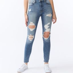 Premium High-Rise Jegging with LYCRA® FREEF!T® Technology   Aeropostale