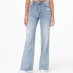 Super High-Rise Wide Leg Jean***   Aeropostale