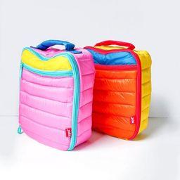 ZIPIT // Puffer Lunch Bag   June & January   June & January