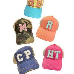 CUSTOM JM PATCH HAT | Judith March