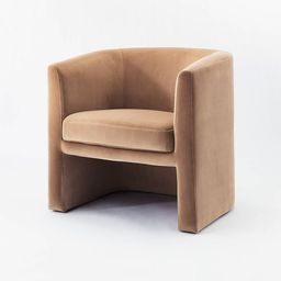 Vernon Upholstered Barrel Accent Chair - Threshold™ designed with Studio McGee | Target