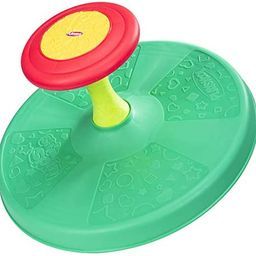 Amazon.com: Playskool Sit 'n Spin Classic Spinning Activity Toy for Toddlers Ages Over 18 Month... | Amazon (US)