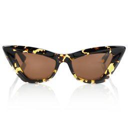 Cat-eye acetate sunglasses | Mytheresa (DACH)
