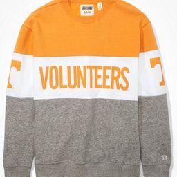 Tailgate Women's Tennessee Volunteers Colorblock Sweatshirt   American Eagle Outfitters (US & CA)