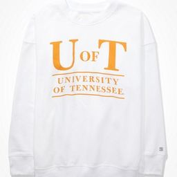 Tailgate Women's University of Tennessee Oversized Sweatshirt   American Eagle Outfitters (US & CA)