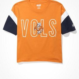 Tailgate Women's Tennessee Volunteers Colorblock T-Shirt   American Eagle Outfitters (US & CA)