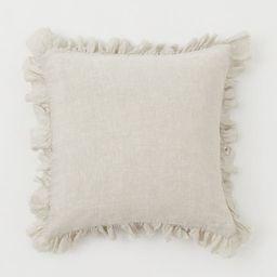 Linen Cushion Cover | H&M (US)