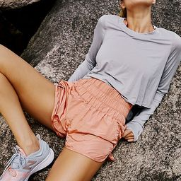 The Way Home Shorts | Free People (US)
