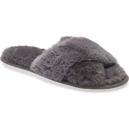 Snuggle Plush Faux Fur Slipper   Nordstrom