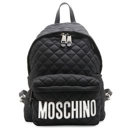 Logo Nylon Quilted Backpack   Saks Fifth Avenue