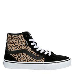 Vans Womens Filmore High Top Sneaker - Animal   Rack Room Shoes