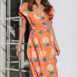 Destination Dress - Orange | Petal & Pup (US)
