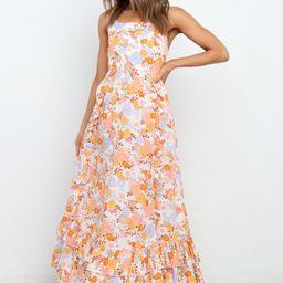 Kallan Dress - White | Petal & Pup (US)